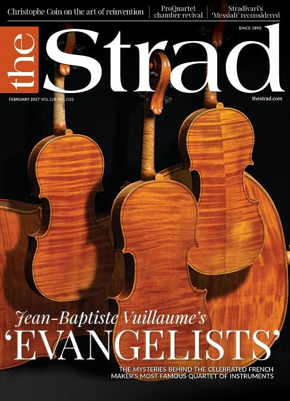 Strad February 2017